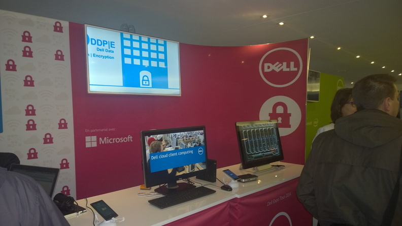 Dell Expo Tour Nantes