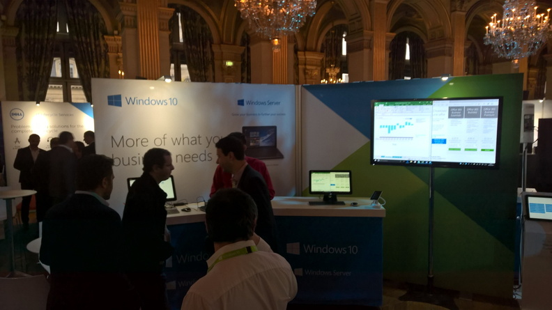 Dell solution tour Paris